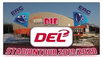 DIE DEL STADIONTOUR 2019/2020 ★ ERC Ingolstadt
