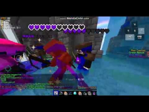 Minecraft Annihilation Cosmic Craft--Castle!! OP-Pot-Rush #2