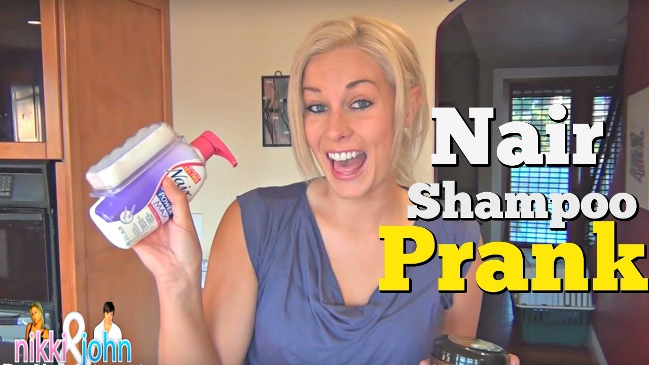 Can you use Nair on your head?
