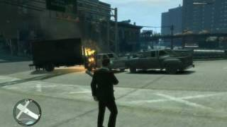 GTA IV PC Gameplay