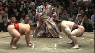 Осенний турнир по сумо 2015 года 13-15 дни Аки басё  Aki basho sumo