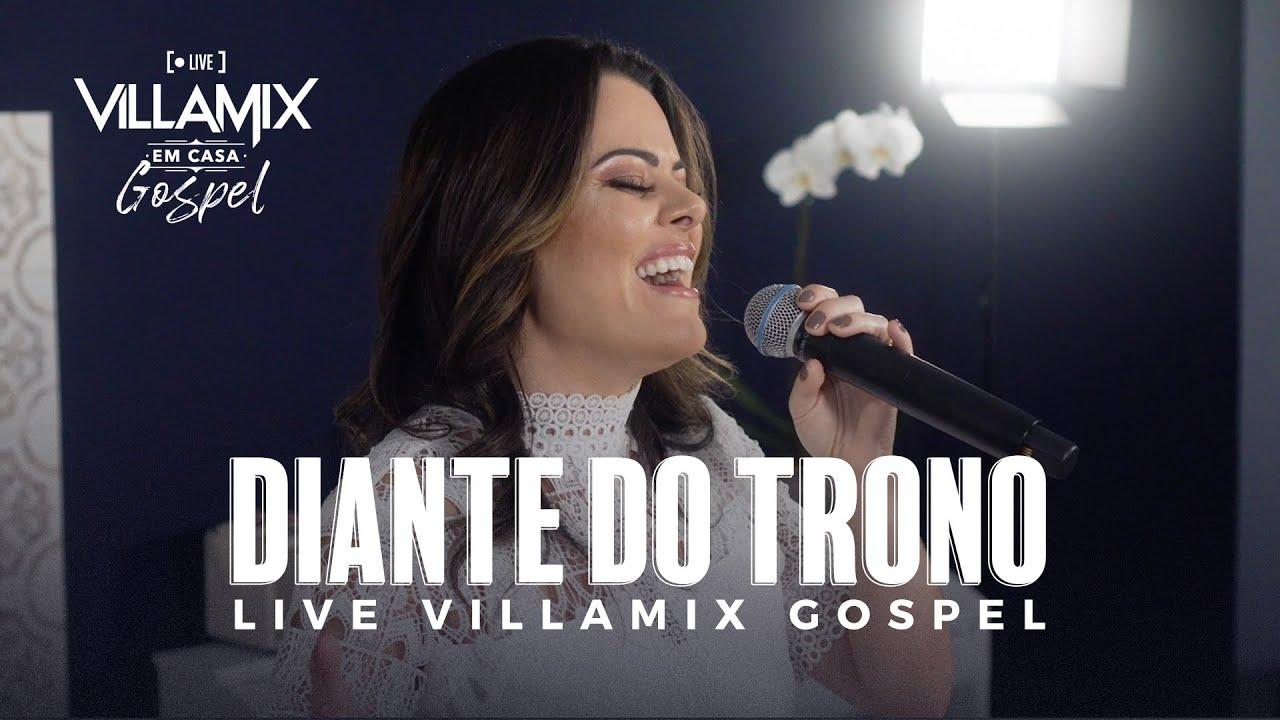 ANA PAULA VALADÃO | DIANTE DO TRONO | LIVE VILLAMIX EM CASA GOSPEL