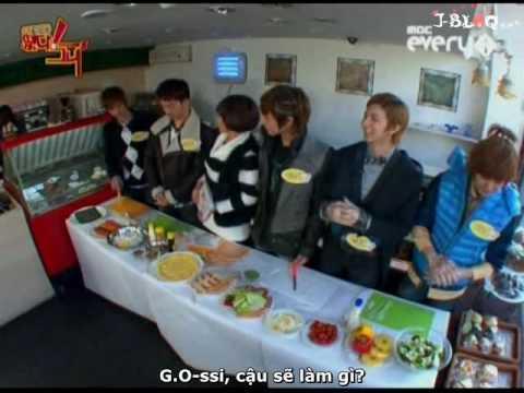 [Vietsub] MBLAQ with T-ara _ Idol army S5 Ep3 (1.4)