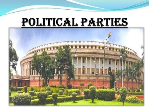 CBSE Class 10th - Civics - Political Parties Part 1 (Hindi)