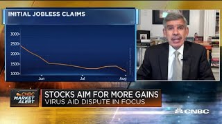 The biggest threat to the stock market rally is a wave of corporate bankruptcies: Allianz's El-Erian