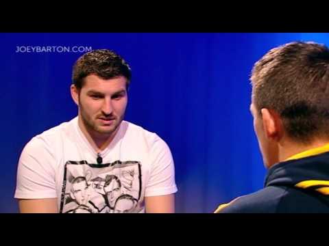Joey Barton Talks to André-Pierre Gignac