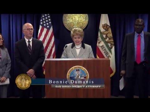 DA Press Conference: Conviction Review Unit