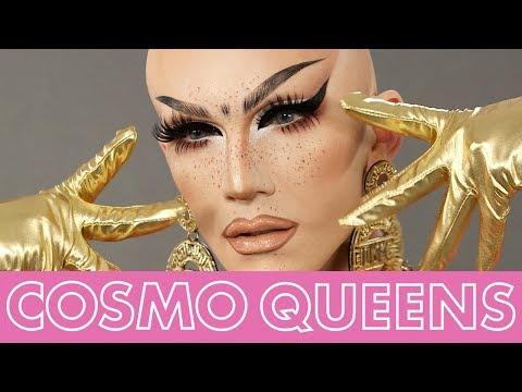 Download Youtube: Sasha Velour Shows Us How To Slay a Dramatic Cateye | Cosmopolitan