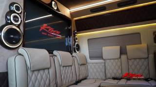 Toyota Hiace Commuter Super Hi-Class Luxury Vip By Kin