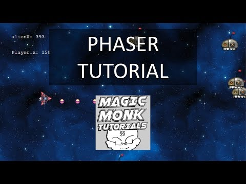 Javascript games programming using Phaser in Dreamweaver lesson 3 - Moving object with arrow keys
