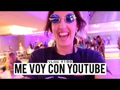 Encuentro con YouTubers #CreatorSummit LOCURA MÁXIMA | VLOG 189