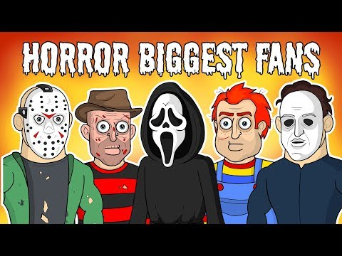 HORROR Movies BIGGEST FANS (Halloween Special) from YouTube · Duration:  21 minutes 18 seconds