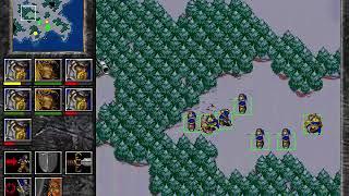 Warcraft2 Засада у Таррен Милл Миссия 02 за альянс