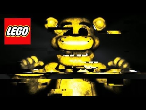 How To Build Lego Baby Five Nights At Freddy S Sist