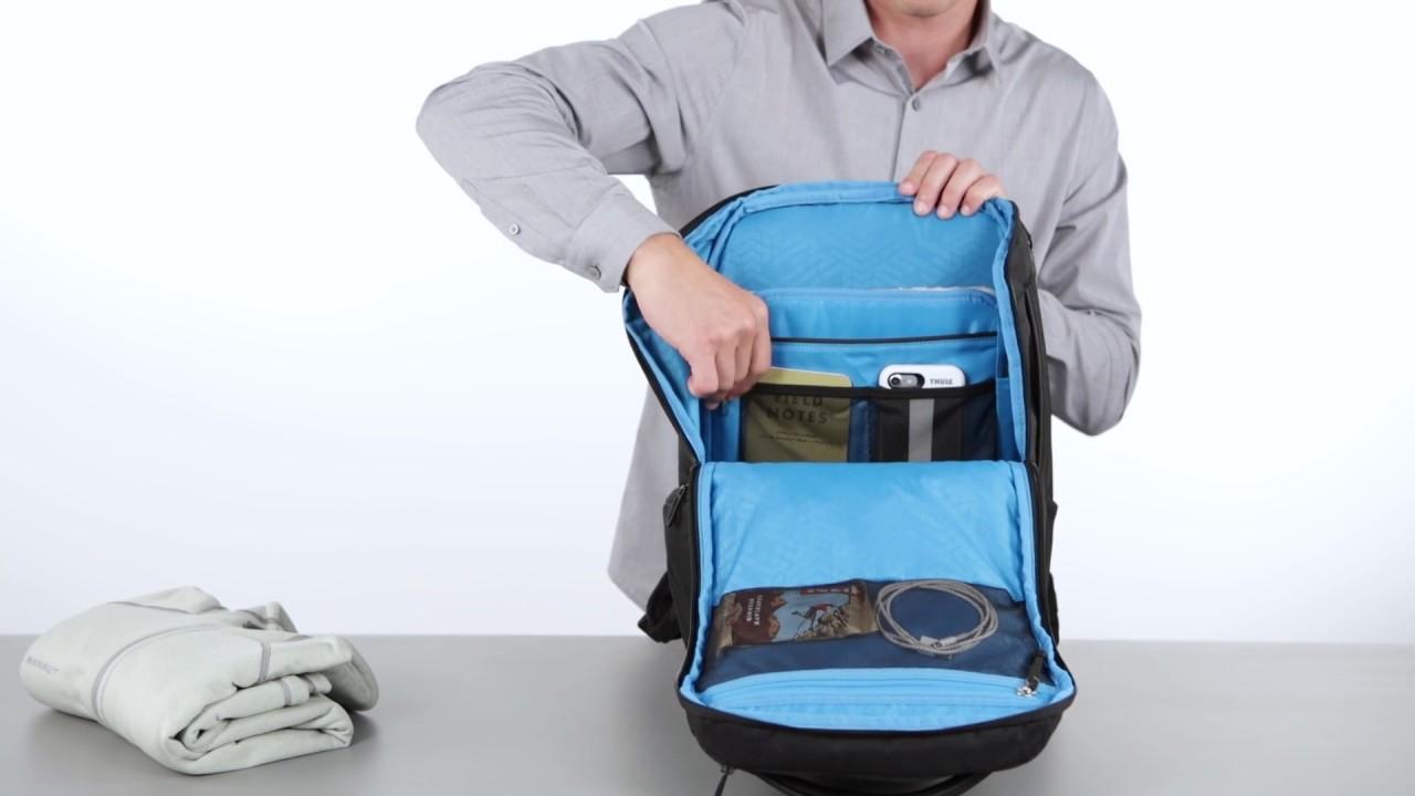 3e7f02c5d Thule Accent 23L Backpack @ JBHi-Fi - YouTube