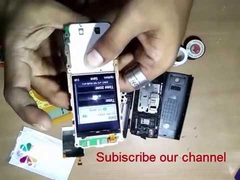 Nokia X2-02 light problem solve
