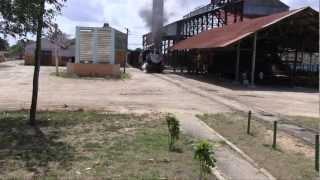 Cuba Railfan Adventure - Sugar Mill Steam Excursions Part 2