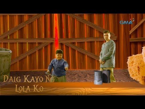 Daig Kayo Ng Lola Ko: Zoilo trains to become a hero