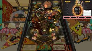 Pizza Time (0.64 beta) Pinball VPX