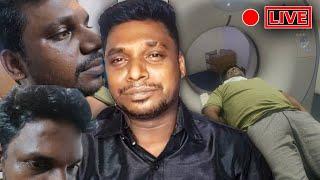 ரெளடிகளால் தாக்கப்பட்ட NanjilVijayan | Live Report from Police Station