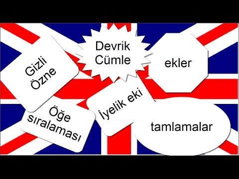 Bu Türkçe kuralları bilmeden İngilizce öğrenemezsiniz!!