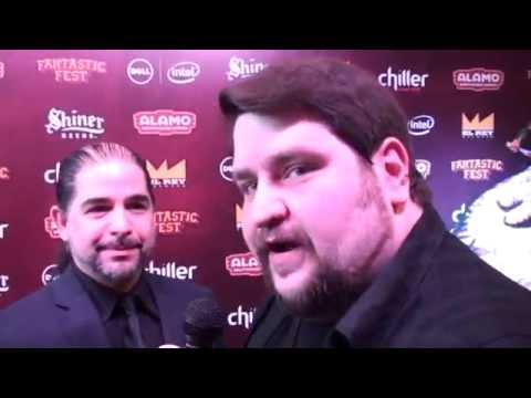 BONE TOMAHAWK Interview With Director Craig Zahler At Fantastic Fest 2015