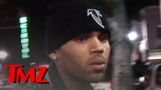 Chris Brown -- Heckled by N-Bombs & Gang Threats!