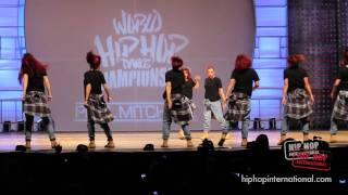 ReQuest (New Zealand) at HHI 2011 World Finals -  Silver Medal 2nd Place / Adult Division