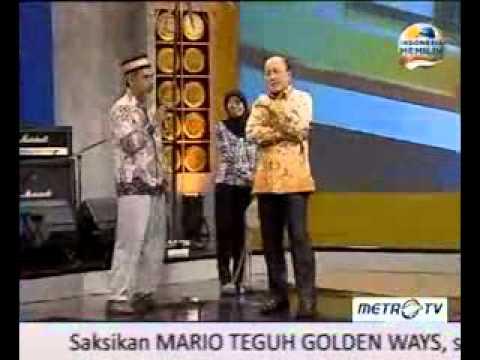 (4/7) Jakarta oh Jakarta - Mario Teguh Golden Ways