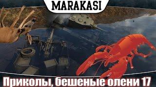 Приколы World of Tanks Бешеные олени и раки, самые неадекватные игроки wot 17