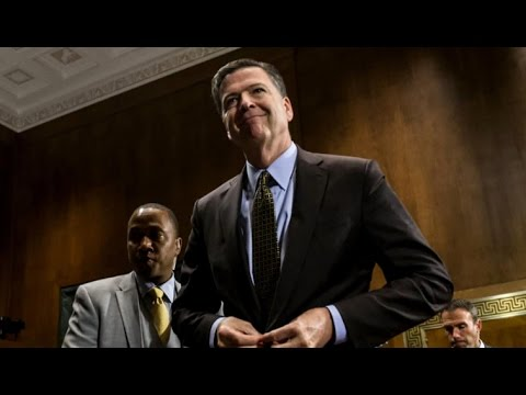 New details on FBI Director James Comey's firing