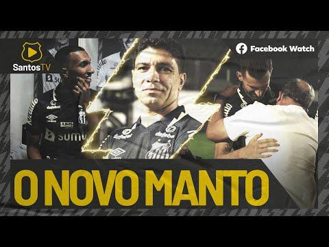 BASTIDORES DO LANÇAMENTO DO NOVO TERCEIRO MANTO DO SANTOS