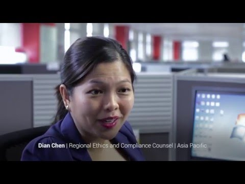 Meet Dian Chen, Regional Ethics and Compliance Counsel  | Asia Pacific