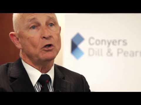 David Doyle, Director, Conyers Dill & Pearman (Bermuda)