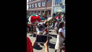 Desfile mexicano en passaic 2015