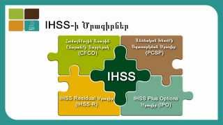 IHSS Services and Assessment (Armenian)