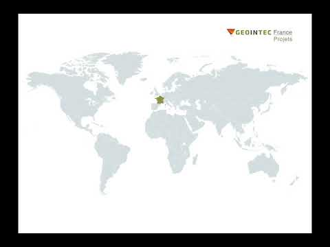 Geointec France Projects