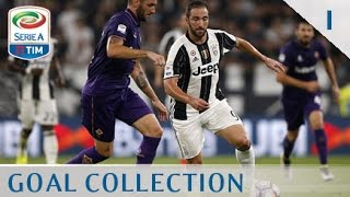 GOAL COLLECTION - Giornata 1 - Serie A TIM 2016/17