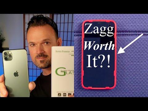 11 Pro Max Screen Protector Install: Zagg The Right Choice? Pt. 2