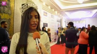خاص بالفيديو.. نادين أسامة: هظهر في ملكة جمال العالم بلمسات بهيج حسين