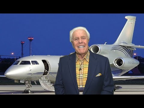 Prosperity Preacher Jesse Duplantis Ask Church Members To Purchase $54M Private Jet