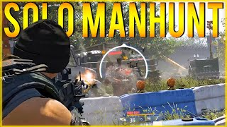 The Division 2 | Solo Manhunts & Random Moments in Dark Zone (Open Beta)