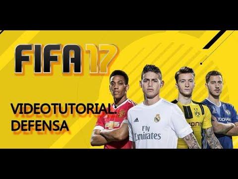 Guía FIFA 17 - Tutorial DEFENSA