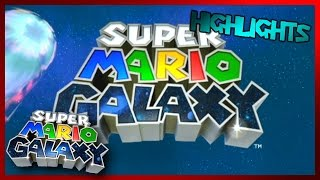 HIGHLIGHTS: Let's Play Super Mario Galaxy