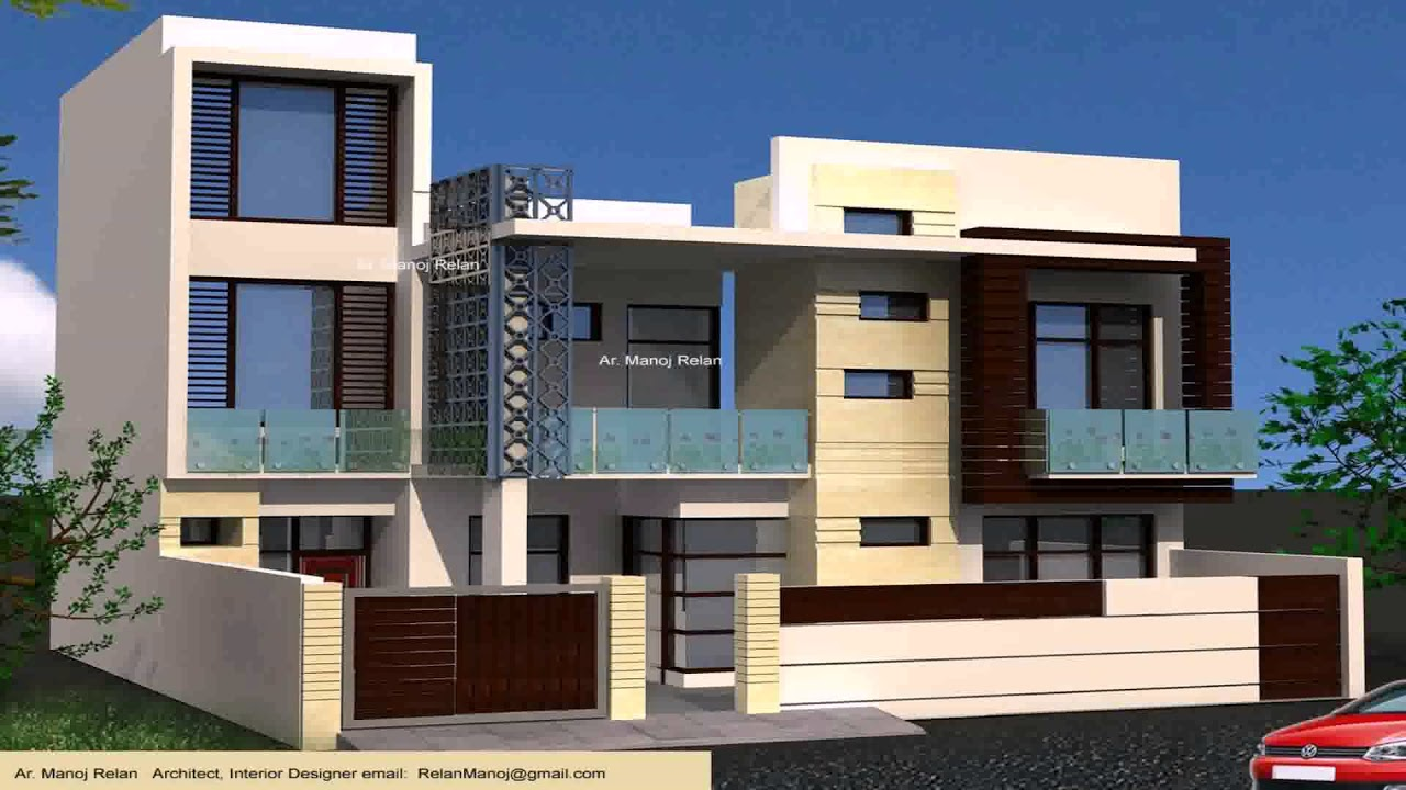 5 Marla House Front Elevation Design Gif Maker Daddygif