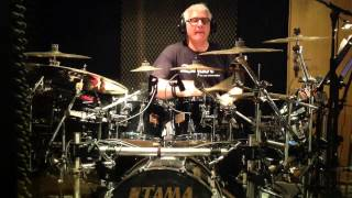 """Drumcover """" Hole In Your Soul"""" ABBA"""