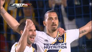 Zlatan Ibrahimovic All 15 Goals LA Galaxy MLS 2018