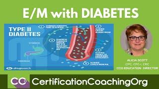 E/M with Diabetes | E&M Coding Tips