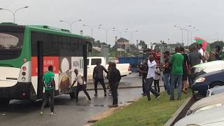 ROAD TO RUSSIA 2018: The Eagles Arrive