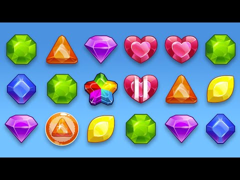 Addictive Gem Mania 3 Mania For Android Google Play - Match 3 Saga Games Free With Unlimited Lives